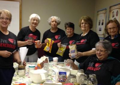 LWML Fundraiser-Recipe in a Jar