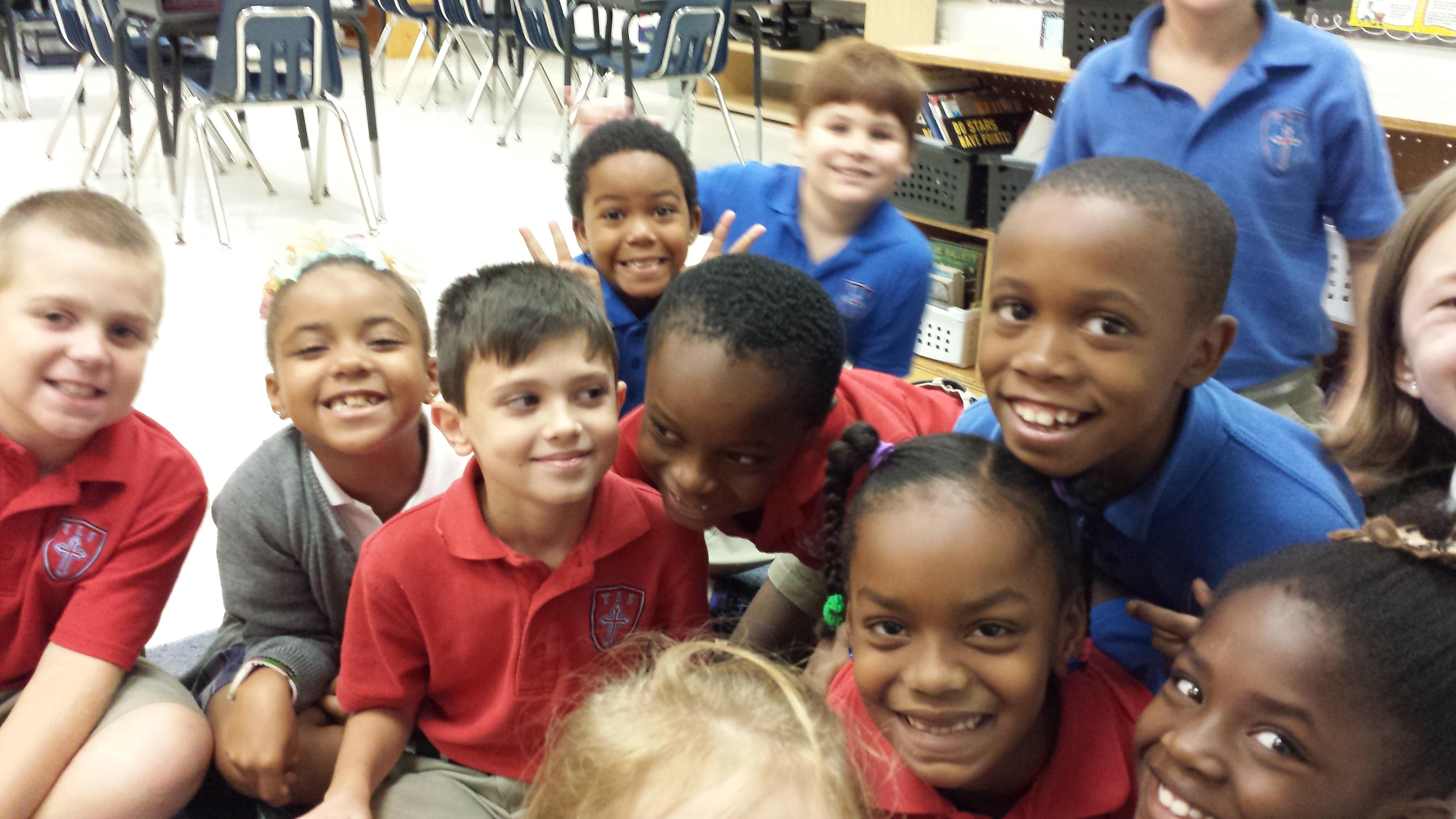 classroom visits 9.30