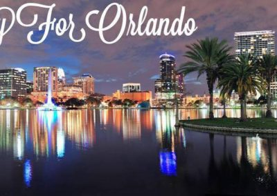 pray for orlando script