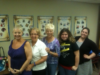 bunco ladies