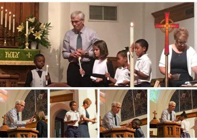 baptisms collage 5 25