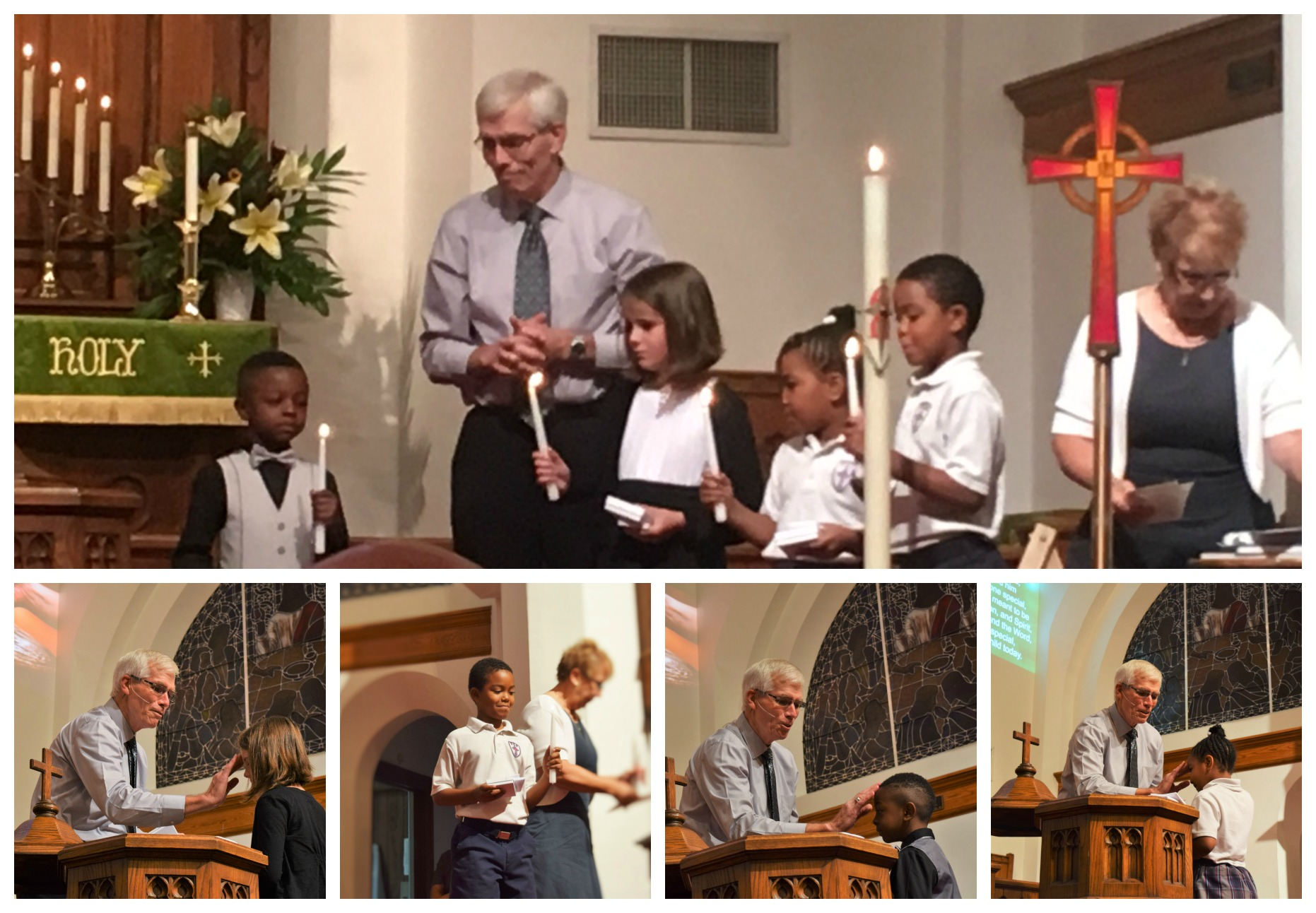 baptisms collage 5 25