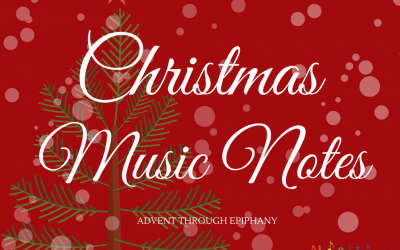 Time for Christmas Music