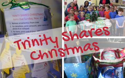 Trinity Shares Christmas 2016