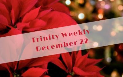 Trinity Weekly December 22