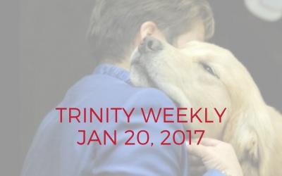 Trinity Weekly, January 20