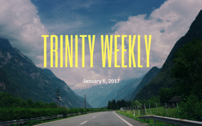 Trinity Weekly: January 6, 2017