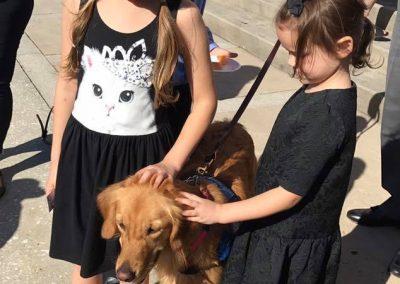 sasha and kids