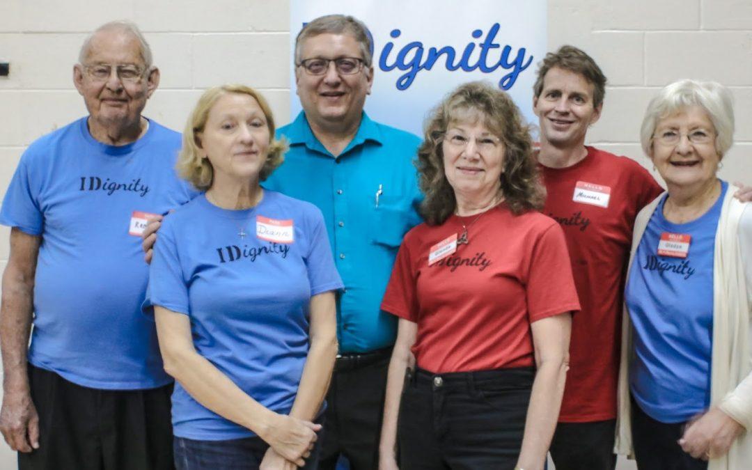 Trinity Sponsors IDignity – February 2018