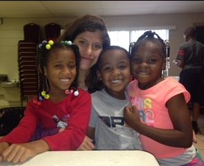 Serving in the Community: Tutoring, Meals, and Friendships at Rebecca's Garden