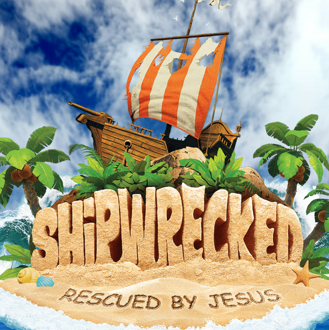 SHIPWRECKED: Jesus Rescues