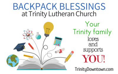 Trinity Weekly, August 10, 2018
