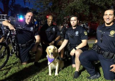 Peace and police at NNO