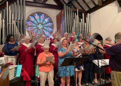 18 Choir